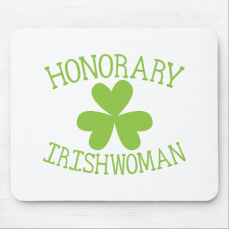 honorary irishwoman mouse pad