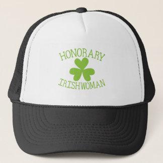 honorary irishwoman trucker hat