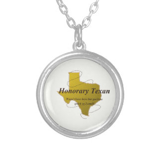 Honorary Texan Necklace