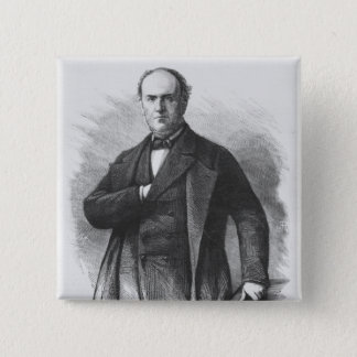 Honore d'Albert, Duke of Luynes Pinback Button