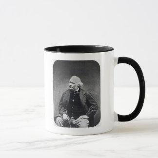 Honore Daumier  c.1864 Mug