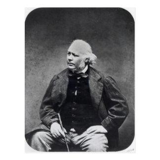 Honore Daumier c.1864 Tarjeta Postal
