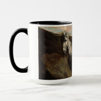 Honore Daumier - Don Quixote in the Mountains Mug