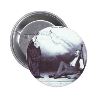 Honore Daumier: Galilea moderno Pins