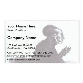 Honore Daumier Mr Joliv Adolphe Joliv Business Card