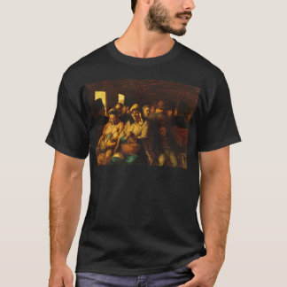 Honoré Daumier The Third-Class Carriage T-Shirt