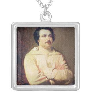 Honore de Balzac  in his Monk's Habit, 1829 Jewelry