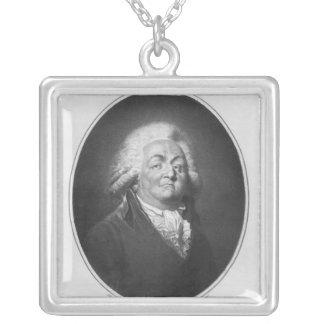 Honore Gabriel Riqueti, Comte de Mirabeau Colgante Cuadrado