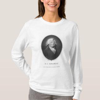 Honore Gabriel Riqueti, Comte de Mirabeau T-Shirt