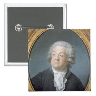 Honore Gabriel Riqueti  Count of Mirabeau, 1789 Button
