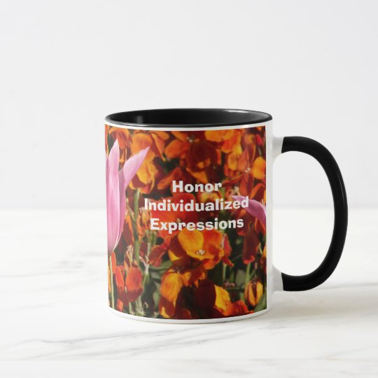 HonorIndividualizedExpressions Mug