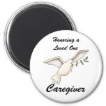 Honoring a Loved One, Caregiver Magnet