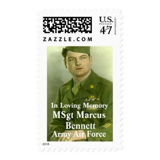 Honoring Bennett Stamp