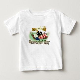 Honoring Memorial Day Baby T-Shirt