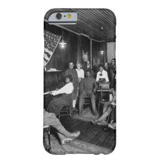 Honoring men about to leave for camps. _War image Barely There iPhone 6 Case