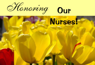 National nurse week cards zazzle honoring our nurses cards happy nurses week card m4hsunfo