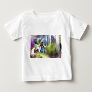 honoring those passed on.jpg baby T-Shirt