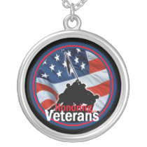 Honoring Veterans Necklace