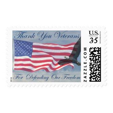 Honoring Vets Postage