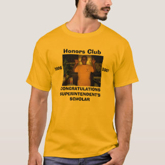 HONORS CLUB T-Shirt