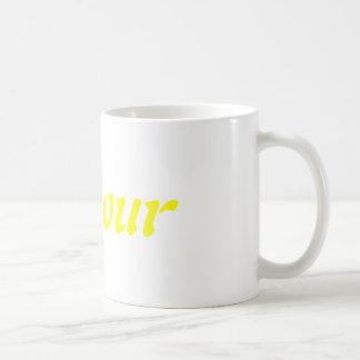 Honour Classic White Coffee Mug