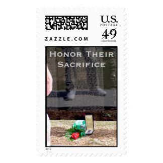 Honrar a héroes americanos
