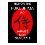 HONRE LA FUKUSHIMA 50 FELICITACIONES