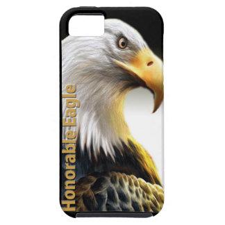 Honre los regalos y la ropa de la garra de Eagle iPhone 5 Protector