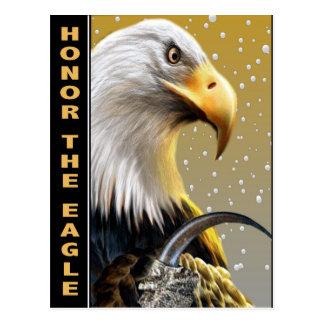 Honre los regalos y la ropa de la garra de Eagle