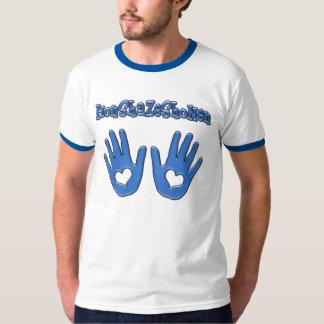 HonShaZeShoNen Blue Shirts