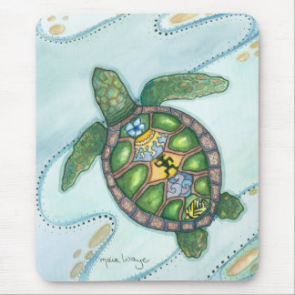 Honu Bringing the People Home Mouse Pad