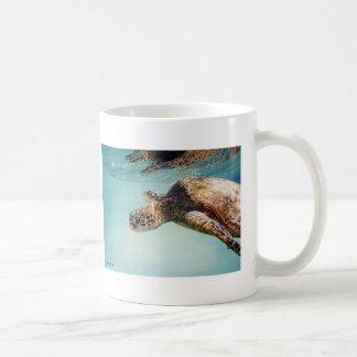 Honu by Marilyn Wear Classic White Coffee Mug