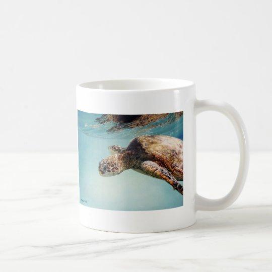 Honu by Marilyn Wear Coffee Mug