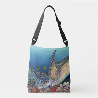 Honu (Green Sea Turtle) Crossbody Bag