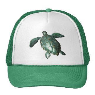 Honu - Green Sea Turtle Trucker Hat