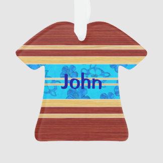 Honu Hawiian Fake Wood Surfboard
