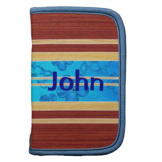 Honu Hawiian Fake Wood Surfboard Folio Planners