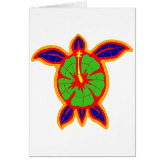 HONU OF HAWAII CARD