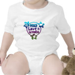 Honu Peace Love Happiness T Shirts