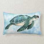 Honu Pillow