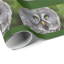 Hoo are You?  Wrapping Paper