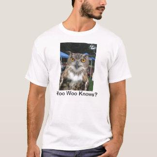 Hoo Hoo  knows T-Shirt