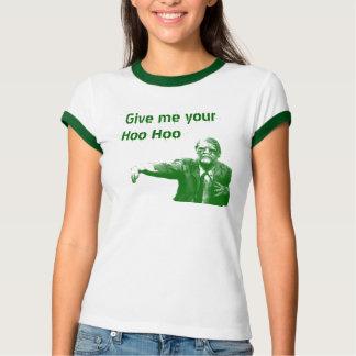 Hoo Hoo Zombie T-Shirt