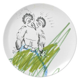 Hoo Needs Your Metaphor Plate