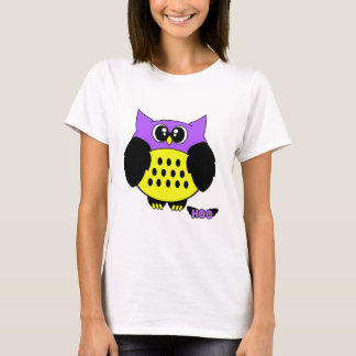 Hoo Pudgie Pet T-Shirt