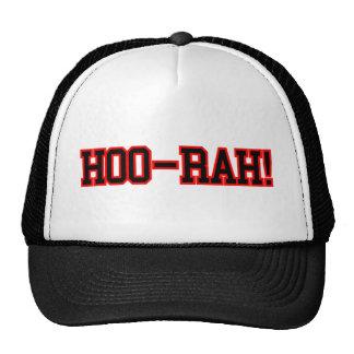 HOO RAH TRUCKER HAT