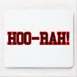 HOO RAH MOUSE PAD