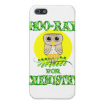Hoo-Ray for Chemistry Cover For iPhone 5