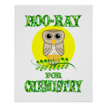 Hoo-Ray for Chemistry Posters