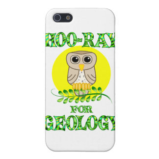 Hoo-Rayo para la geología iPhone 5 Cobertura